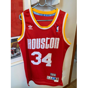 95ce5461dfb76 Camisa Basquete Nba Houston Rockets no Mercado Livre Brasil