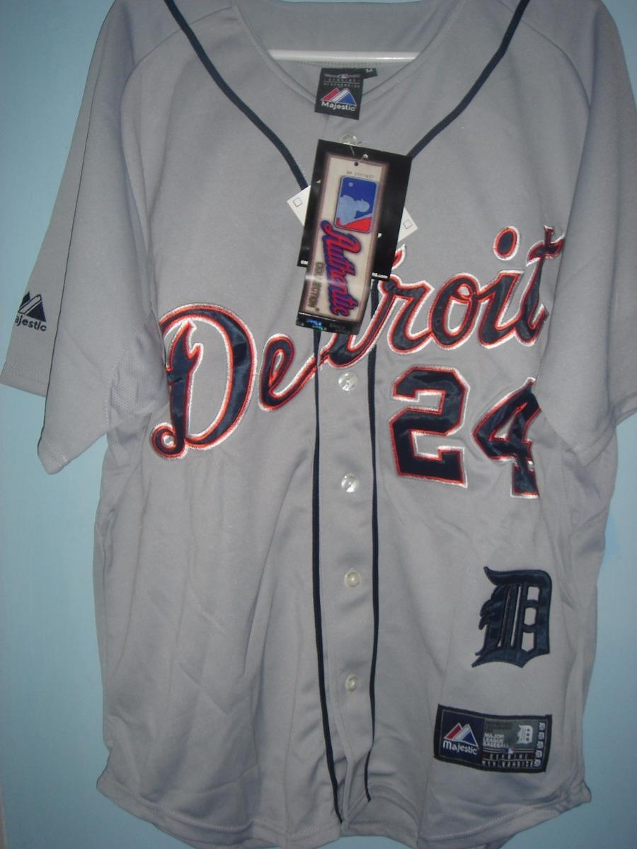 Camisas Beisbol Mlb-bordada(cabrera) - Bs. 6 4733eec34e2