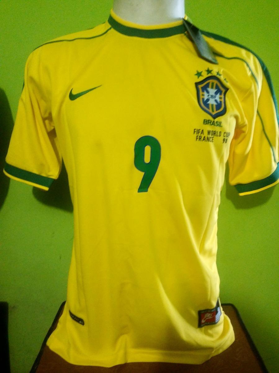 c7e341d1af723 camisas brasil retro 1994 1998 2002 personalização gratis. Carregando zoom.