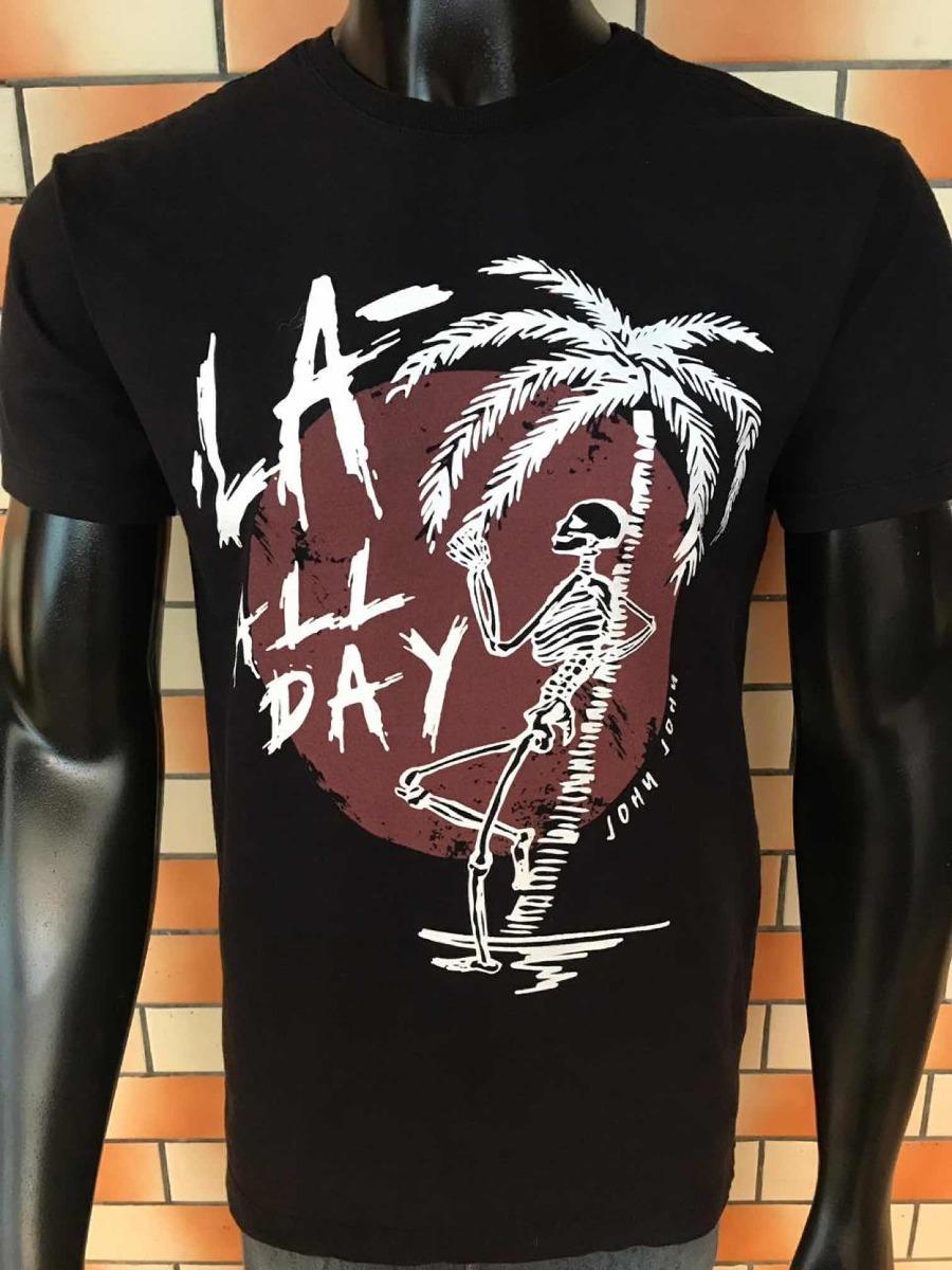 camisas camiseta de surf quiksilver oaklay kit com 5 + frete. Carregando  zoom. e4f41d903f
