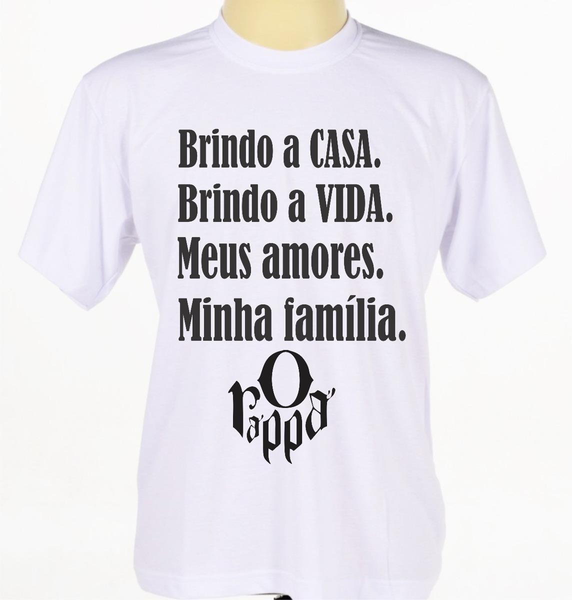 Camisas Camisetas Frases Banda O Rappa Rock Rap