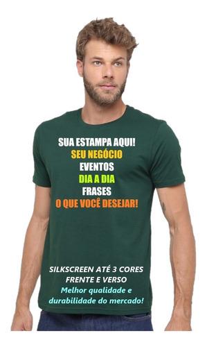 camisas camisetas personalizadas logo empresas promoção