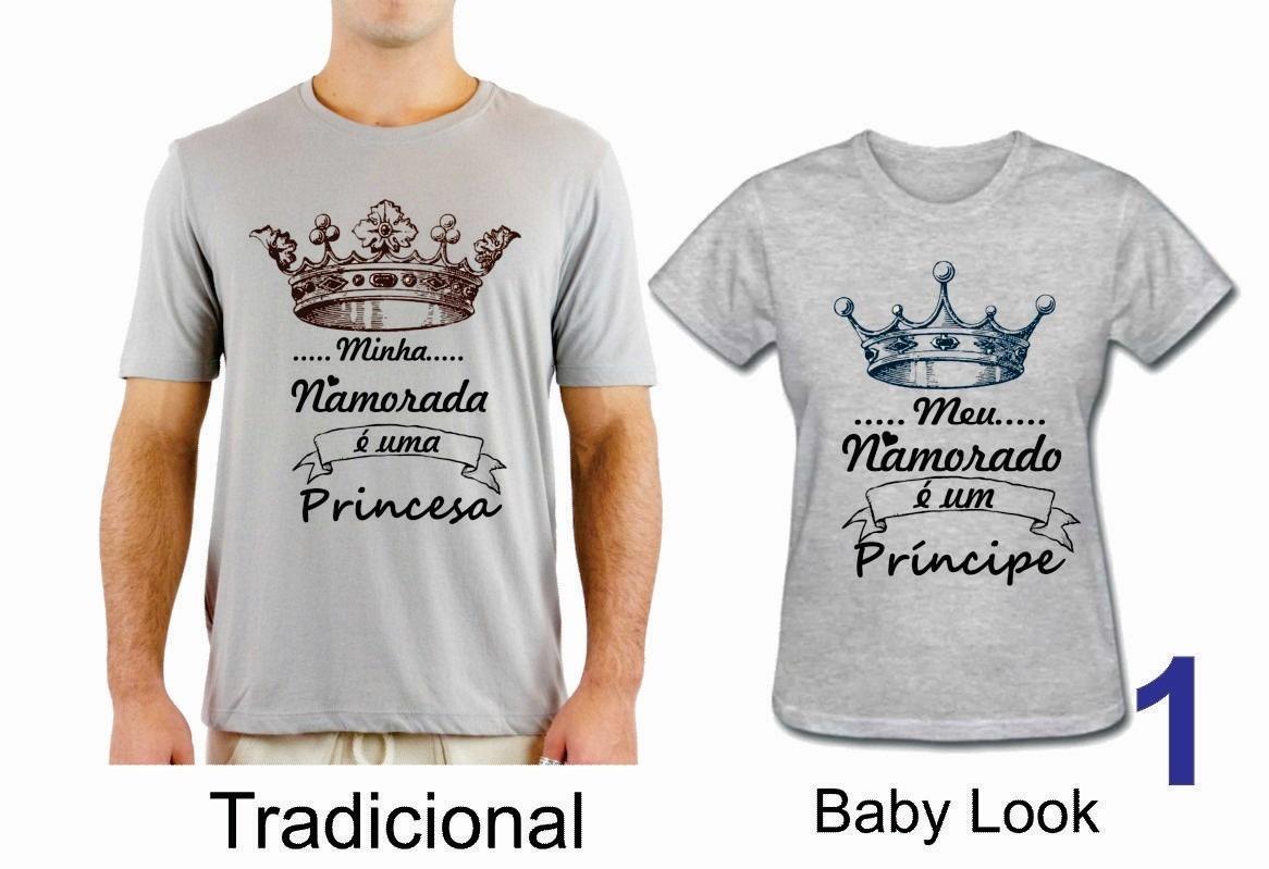 ea603f706 camisas camisetas personalizadas namorados. Carregando zoom.