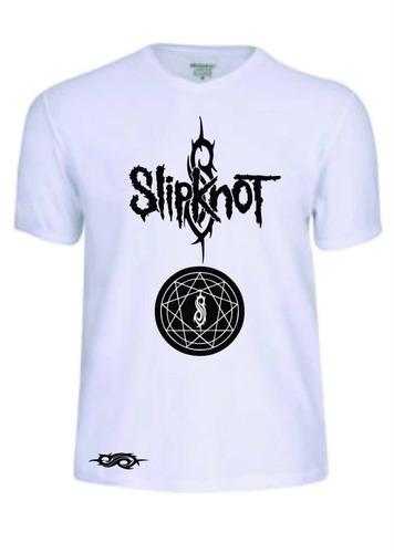 camisas camisetas slipknot cantor banda tshirt rock  roll fé