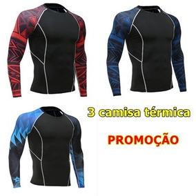 f811eeb48f51a Camisa Compressao Crossfit no Mercado Livre Brasil