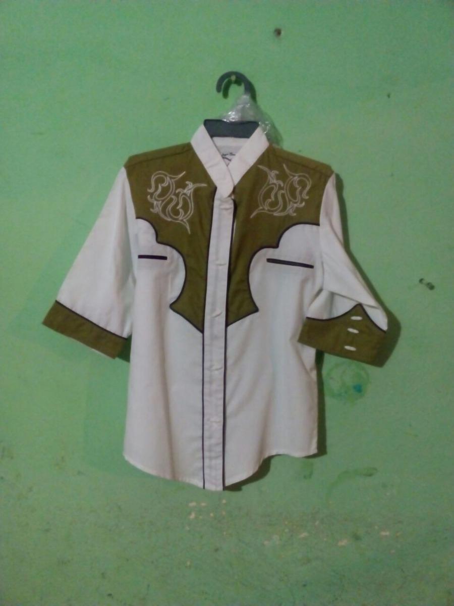 1a11fc22be Camisas Charras Y Vaqueras -   470.00 en Mercado Libre