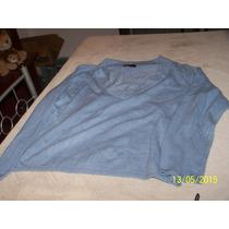 Vendo-permuto Pullover Escote V De Dama Talle L Nuevo