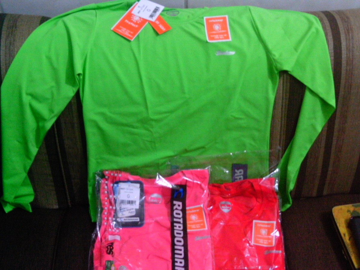 camisas com proteção uv 50 - rota do mar - tamanhos p ao gg. Carregando  zoom. 03437a91881fb