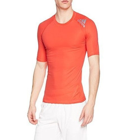 0a1d16ab26 Réplica Adidas Adp - Camisetas Masculinas Vermelho Curta com o Melhores  Preços no Mercado Livre Brasil