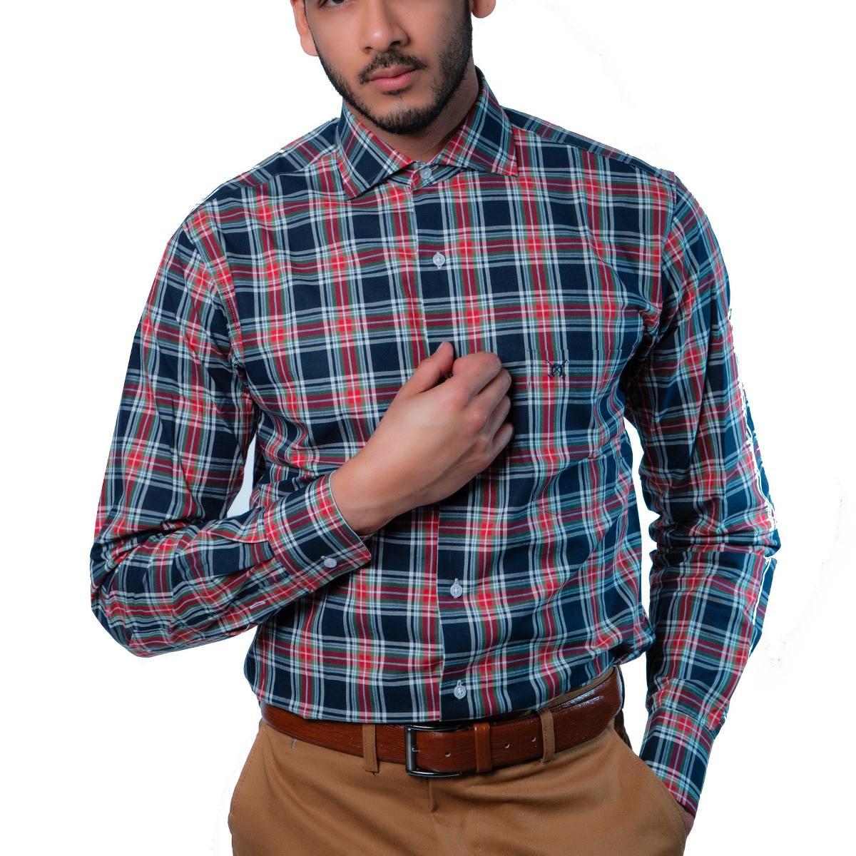 6dd20a5f8 camisas de algodon para hombres corte clasico. Cargando zoom.