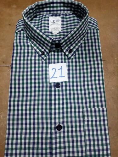 camisas de caballeros manga larga