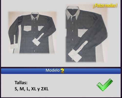 camisas de caballeros originales exclusivas