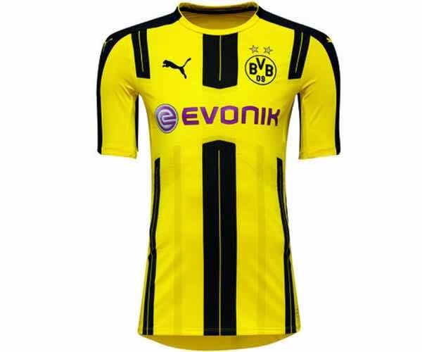 Camisas De Clubes Nacionais E Estrangeiros 6f07020201d7b