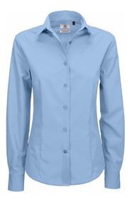 a371e2004d87 Camisas Dacron Dama - Ropa, Zapatos y Accesorios Azul claro en ...