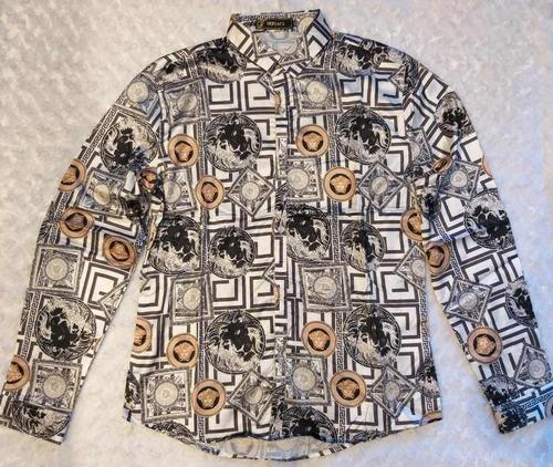 camisas de marca versace ocasión remate