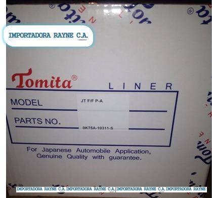 camisas de motor kia pregio 3.0 (ok75a-10311-s)