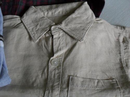 camisas de niño 2x100