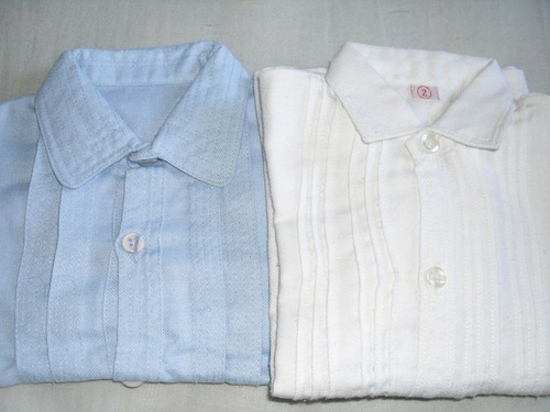 camisas de niño varios talles