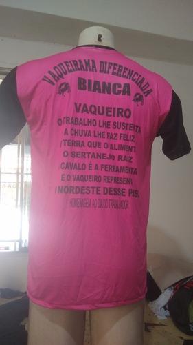 camisas de vaquejada personalizada