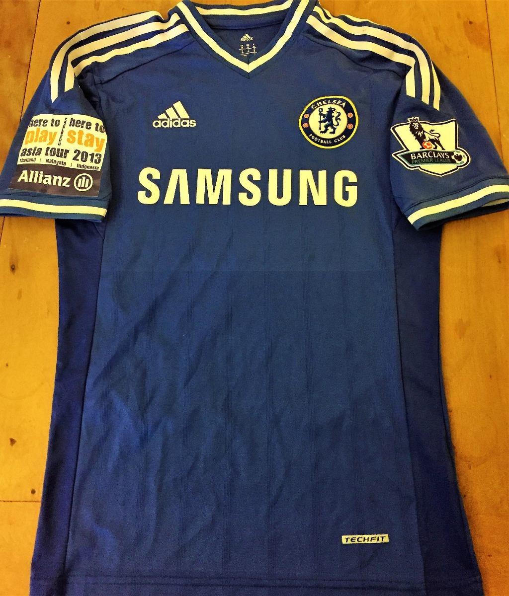 Camisas Do Chelsea De Jogo Para Colecionadores - R  699 8f19aa06b60a9