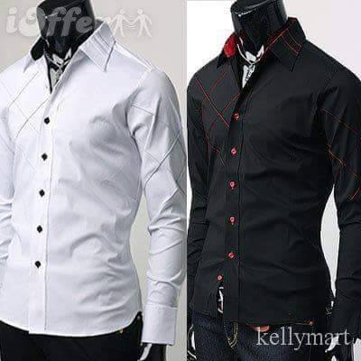 camisas elegantes  en todas las tallas