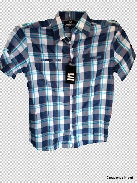 07ba25f5fc Camisas En Fashion Para Jovenes S M L Xl - Bs. 0