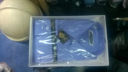 camisas en stock o a la medida en variedad colores y calidad