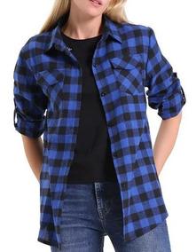 7354db9fad Camisas Escocesas Mujer - Ropa y Accesorios en Mercado Libre Argentina