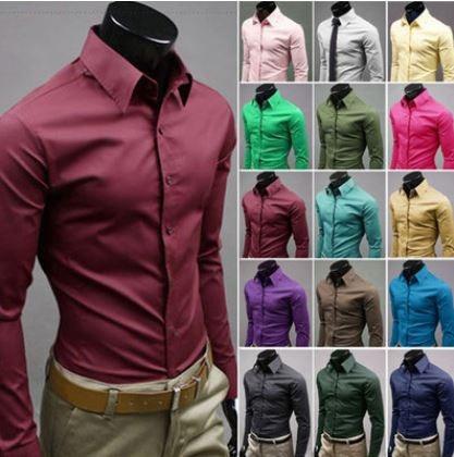 camisas entalladas de importacion todos los talles