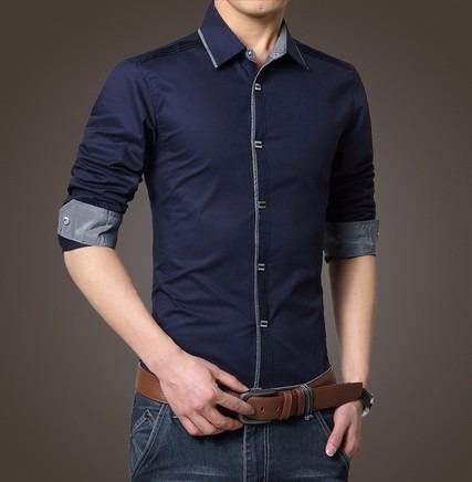 88849faef4fee Camisas Entalladas Slim Fit