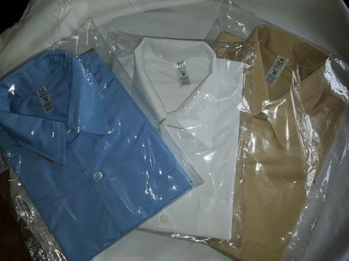 camisas escolares
