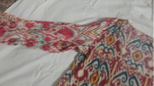 camisas estampadas talla plus