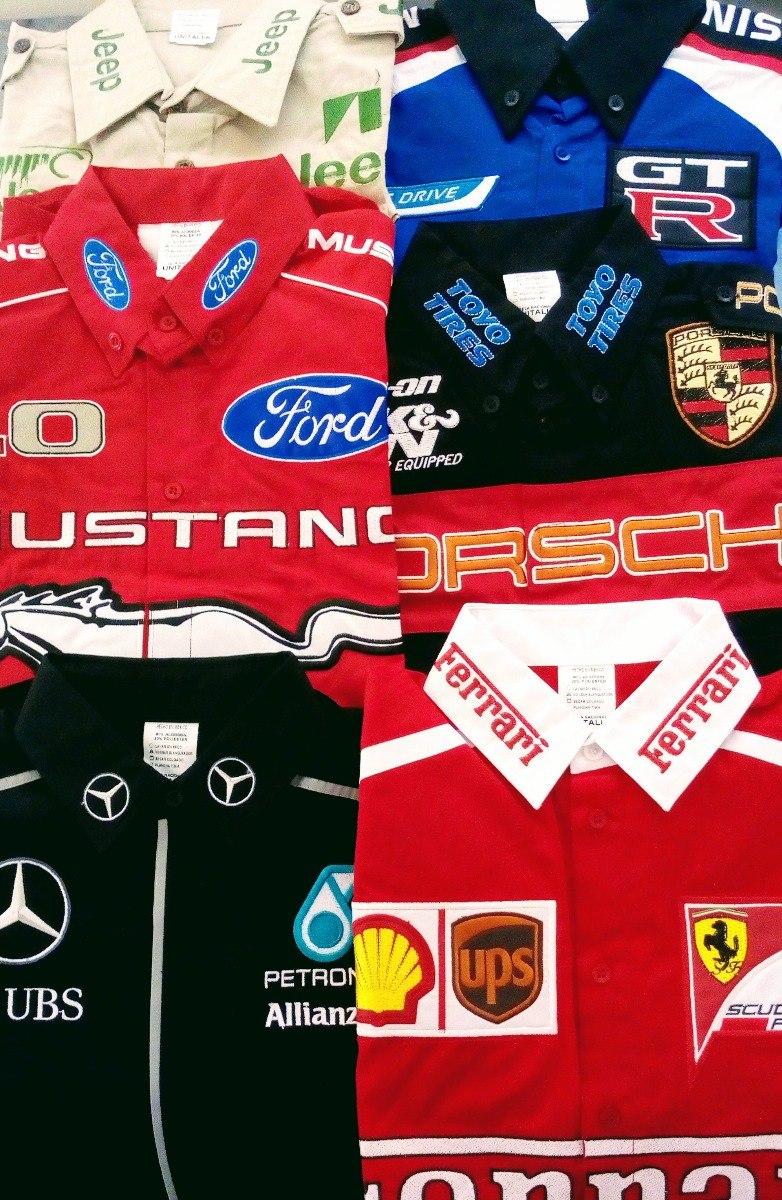Camisas F1 Escuderia 0c0da0bca4542