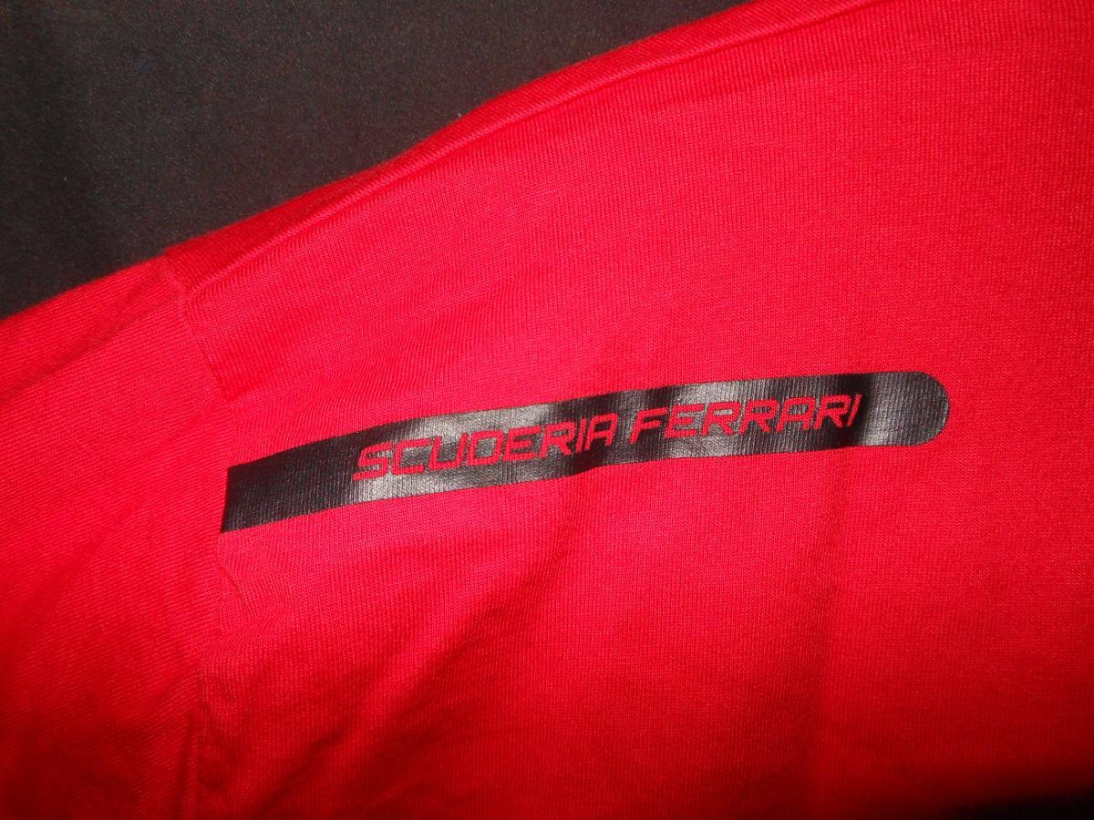 camisas ferrari 100% original importada sem uso. Carregando zoom. 42f1b1315f8