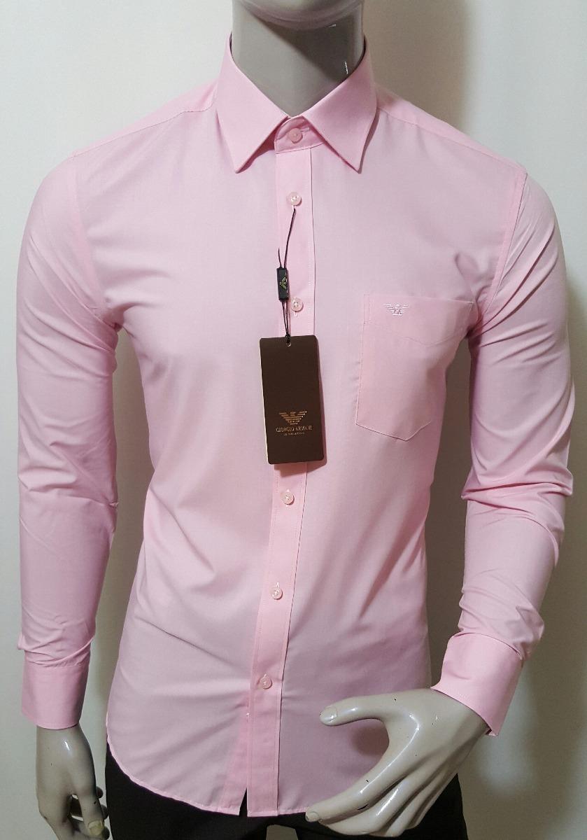 Camisas Giorgio Armani Modelos 2016 Envio Gratis -   845.00 en ... 8146a69a98a