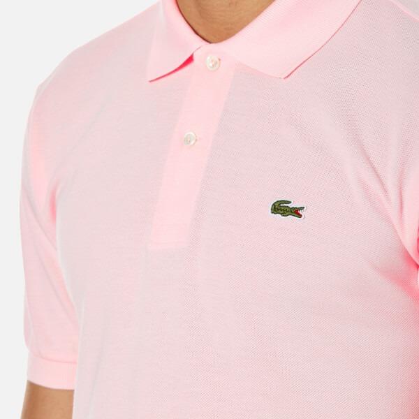 Camisas Gola Polo Da Lacoste Classic Fit Original Masculina - R  159 ... 367ab7ae38