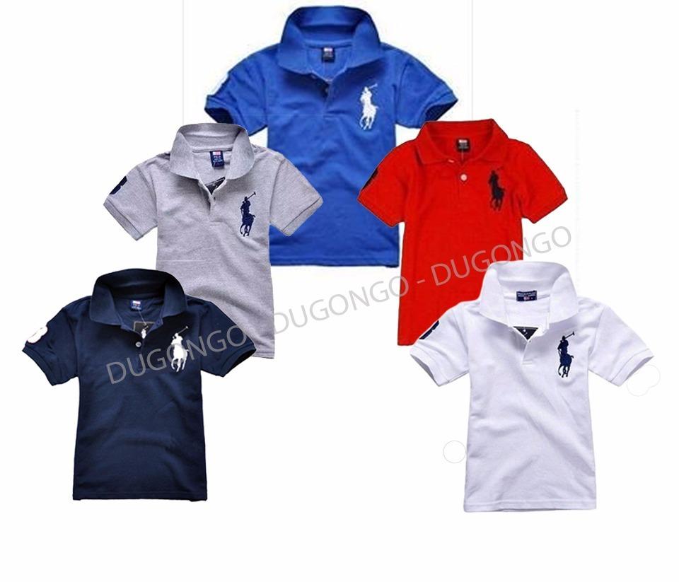 camisas gola polo infantil piquet camisetas menino. Carregando zoom. a2fb3ee215f