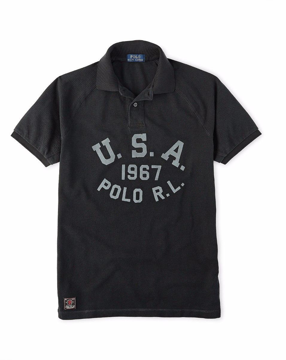 f88f2694b98b0 camisas gola polo ralph lauren originais frete grátis. Carregando zoom.