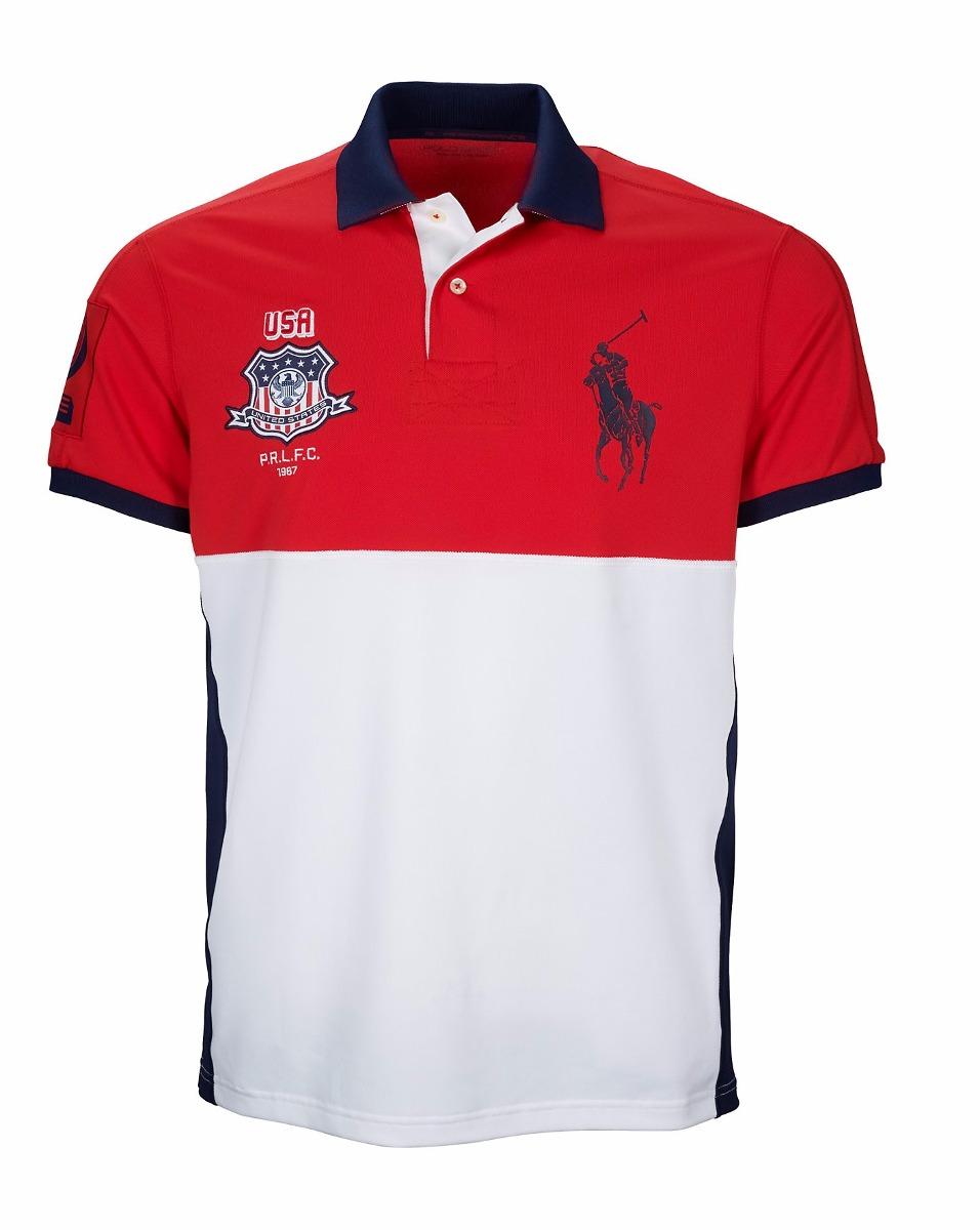 camisas gola polo ralph lauren originais frete grátis. Carregando zoom. 4daf3eda3c699