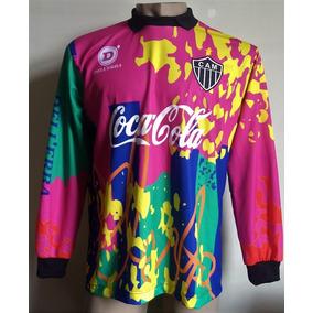 4990e32a6b4cf Camisa Goleiro Dellerba Linda - Futebol no Mercado Livre Brasil