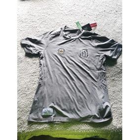 7d344bad24f28 Camisa Goleiro Santos Fc 2017 - Futebol no Mercado Livre Brasil