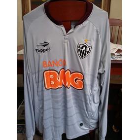 6592deb8db8dc Camisa Goleiro Topper - Futebol no Mercado Livre Brasil