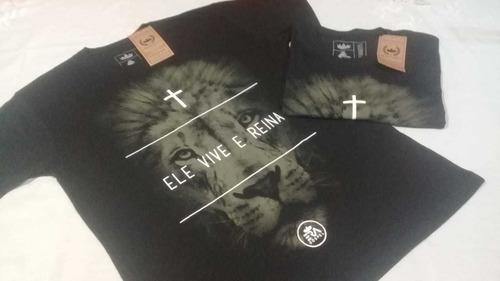 camisas gospel para masculino..