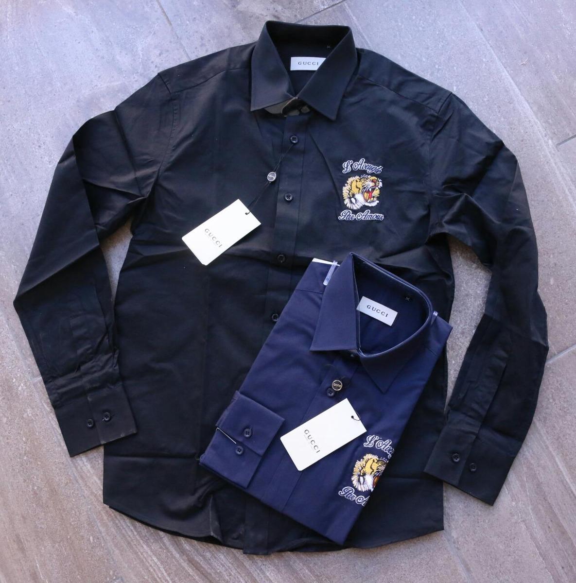 Camisas Gucci -   490.00 en Mercado Libre 3f21e54824a
