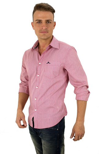 camisas hanger hombres ,jovenes ,custom fit