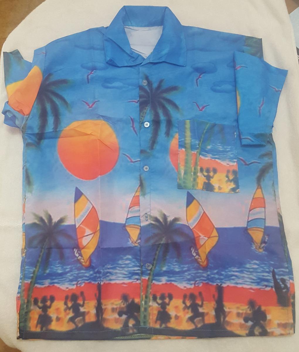 camisas havaianas masculinas. Carregando zoom. 629841c4ba00e