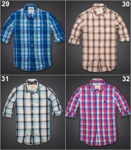 camisas hollister caballero originales liquidacion eligelas