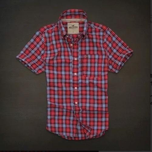 Camisas Hollister Hombre Original Importada -   699 2190bda488b87