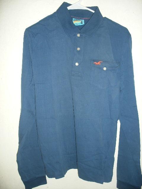Camisas Hollister Importada Casual Saldo Laredo Talla  M. -   350.00 ... 1eba6ac2b3f43
