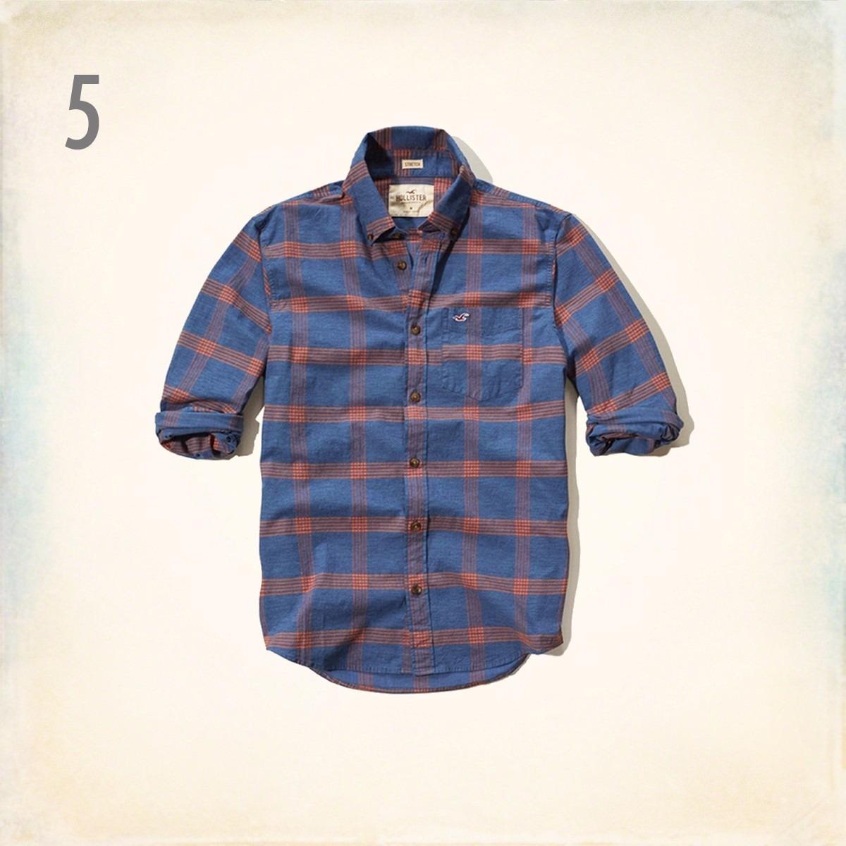 camisas hollister talla s co. original importado. Cargando zoom. 9f0c7e4021e97